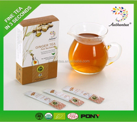 China High Quality Instant Ginger Tea Granules