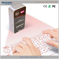 Infrared Wireless Laser Virtual Keyboard Bluetooth Usb Connection For Mobile Phone
