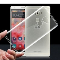 mobile phone accessories ultra-thin transparent tpu phone cover case for Asus Zenfone 6