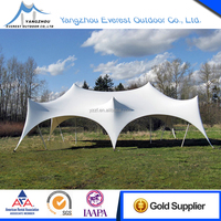Outdoor high quality 12X8.8X4.5m stretch tents in china