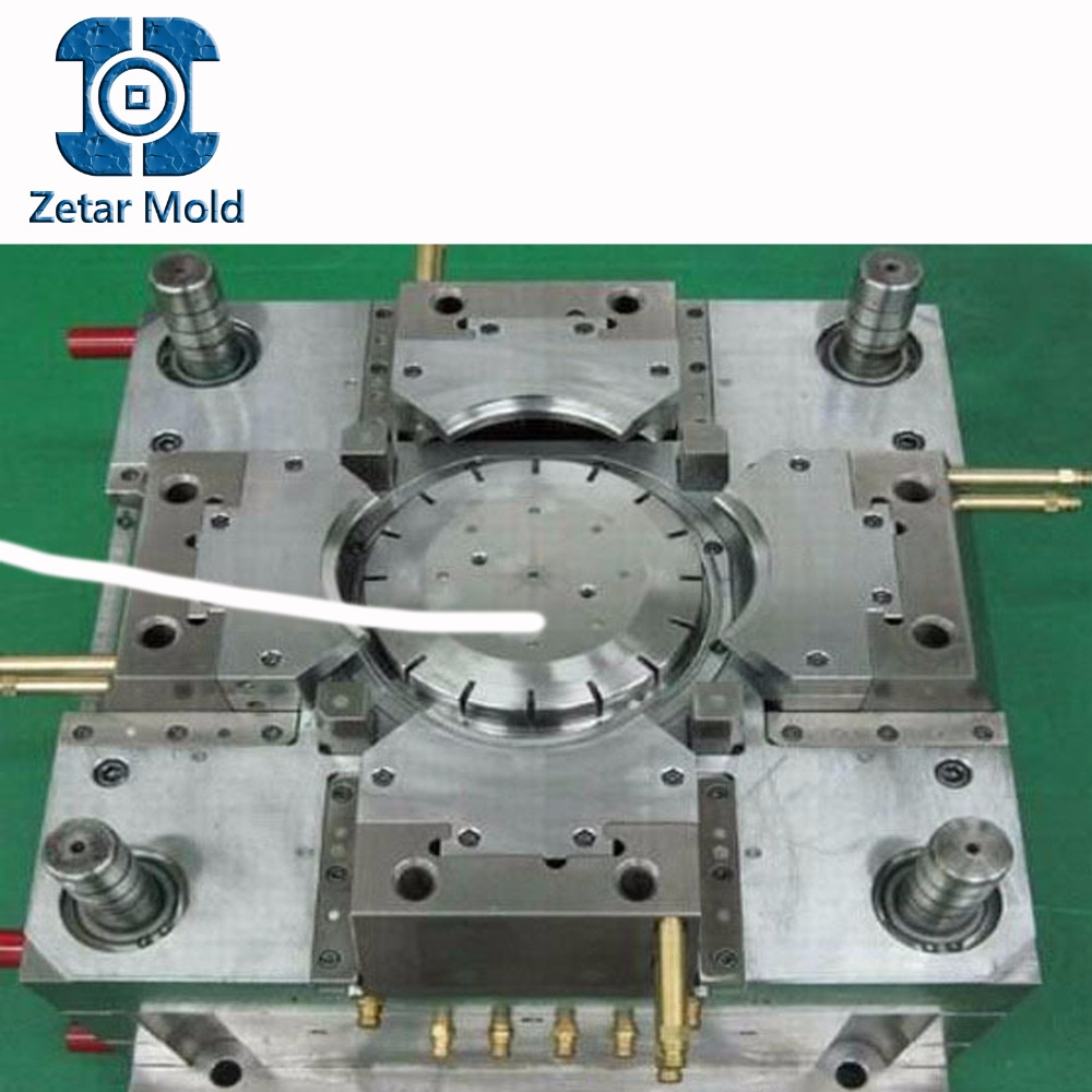 Cheap manufactured homes Smart home plastic injection mold manufacturer