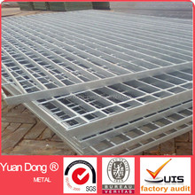 (10 years factory experience)hot dipped galvanized road drainage steel grating