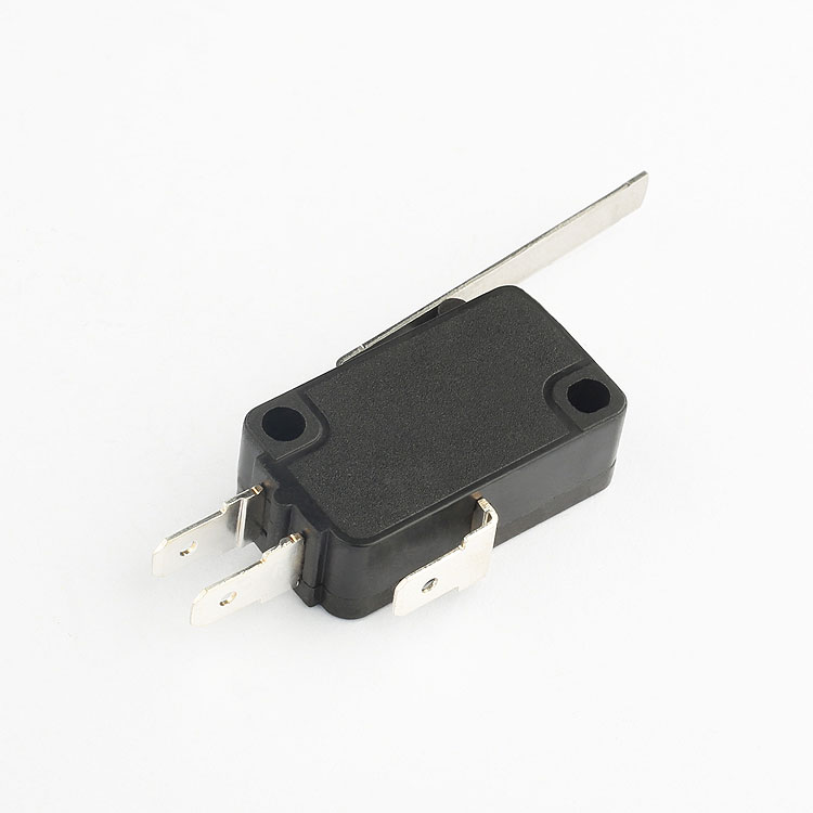 10A 250v  fast type black  micro switch  t125 5e4