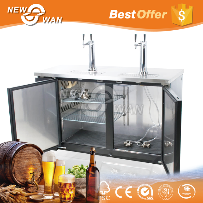 Beer Tower Dispenser / Refrigerator Kegerator for Sale