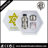 rebuildable atomizer RTA RDA e cigarette atomizer replacement TANK for e-cig