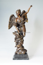 Large Bronze Famous Angel Casting Statue for decoration