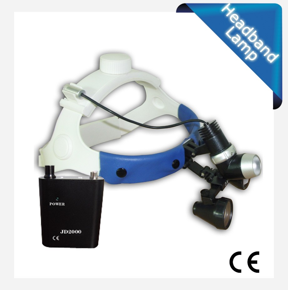 Manufacturer Adjustable Cardiothoracic Surgery LED Headlight