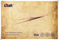 Spark free Antisparking hot sale for petroleum factory Be-Cu TWEEZER (NARROW NOSE TYPE)