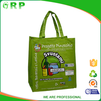 China Supply Durable Ecofriendly Recycled PP Woven Shopping Bag