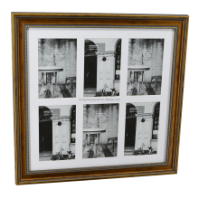 Vertical and hanging Wall Decoration wholesale supplier Plastic Collage photo Frame