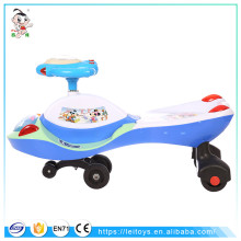 EN71 low cost toys china swing car top toys swing car parts with music