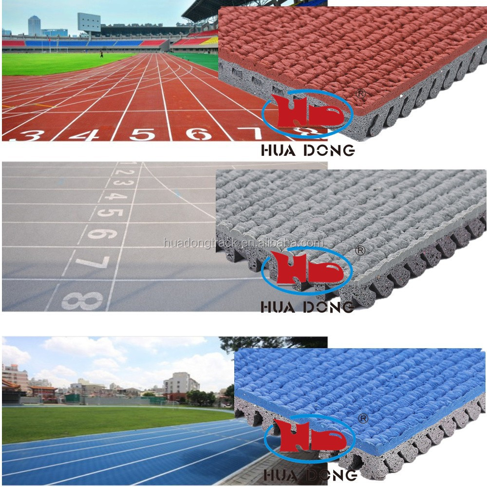 IAAF cheap rubber running track for play ground floor