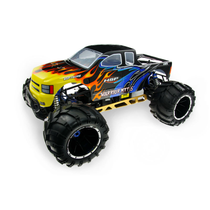 2016 new product 300cc rc 4x4 trucks 1 4 scale rc cars for sale ERC50 for sale