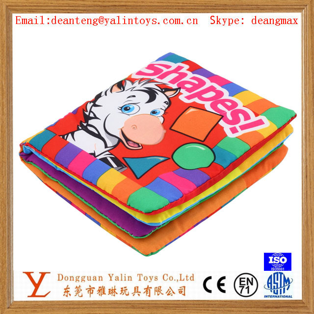 fabric book children toys for kids