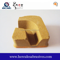 Frankfurt abrasive, Magnesite abrasive, Compounded abrasive