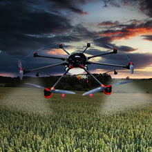 Agriculture weeding machine UAV long range commercial aerial drone plane