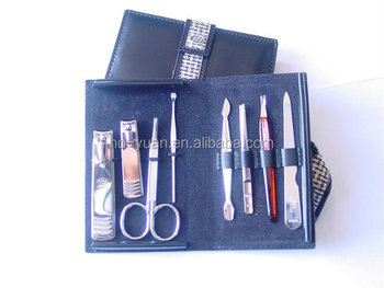 Custom fashion manicure set/cheap manicure set