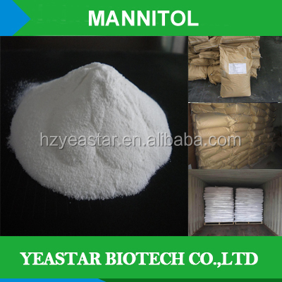 China Most Famous Supplier Provide Top Quality Mannitol With Best Mannitol Price