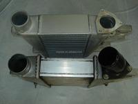 bigger OEM intercooler for nissan patrol ZD30 TDI diesel engine