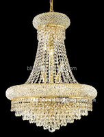 2012 home decorative Indian style crystal fancy chandelier light