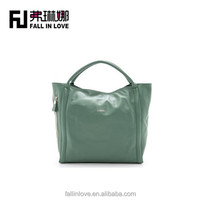 PU material lady bags fashion leather hand bag manufacturer