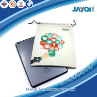 large microfibre bag for iPad mini