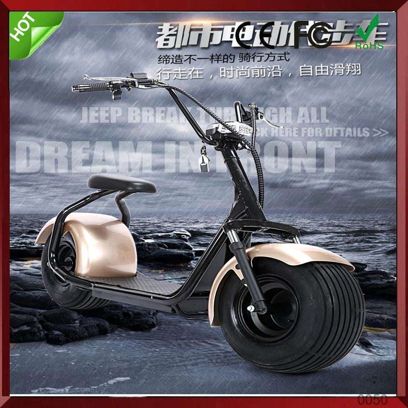 cheap Two Wheel 1000W electric motorcycles made in china one sale
