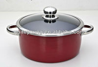 NEW 2013 innovative saucepot with nonstick feature