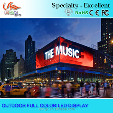 Hot new on line shopping P10 LED Scrolling Advertising Board LED RGB Display p10