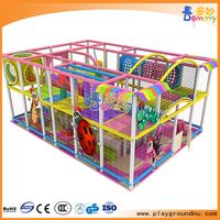 Great Quality Kids Indoor Soft Play Zone