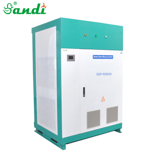 DC/AC Inverters Type and 400 - 500KW Output Power solar inverter/ off grid pure sine wave inverter