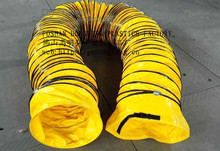 Collapsible Ventilation 12 Inch PVC AIR Flexible Duct