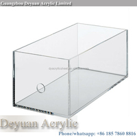 Custom Made Clear Acrylic Plexiglass Display