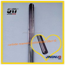 JINOO Solid carbide straight shank reamer for stainless steel