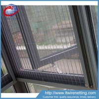 China factory best price stainless steel security window screen