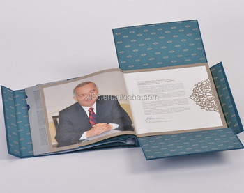 Excellent Presidency Hardcover Book Printing
