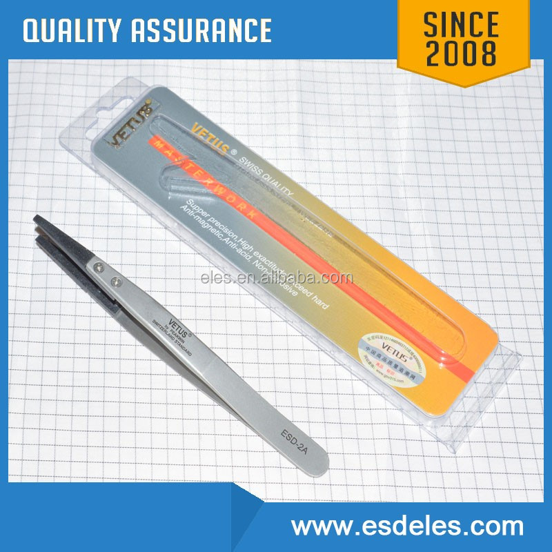 Durable multiduty white tweezers