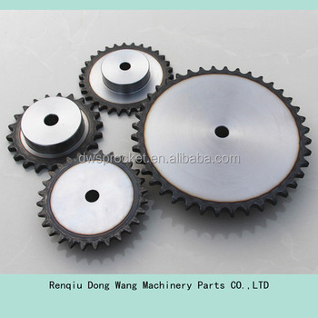 HETD 40 Sprocket 12.70-pitch 1-row 38-teeth sprockets and chains transmission parts 40-1-38T