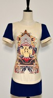 Van Retro Patch Dress