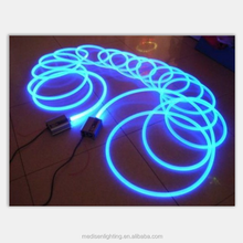 Low price of fiber optic lighting star cloth with
