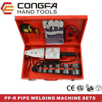 CF63-A2 (CE)PVC Pipe Butt Electrofusion Welding Machine
