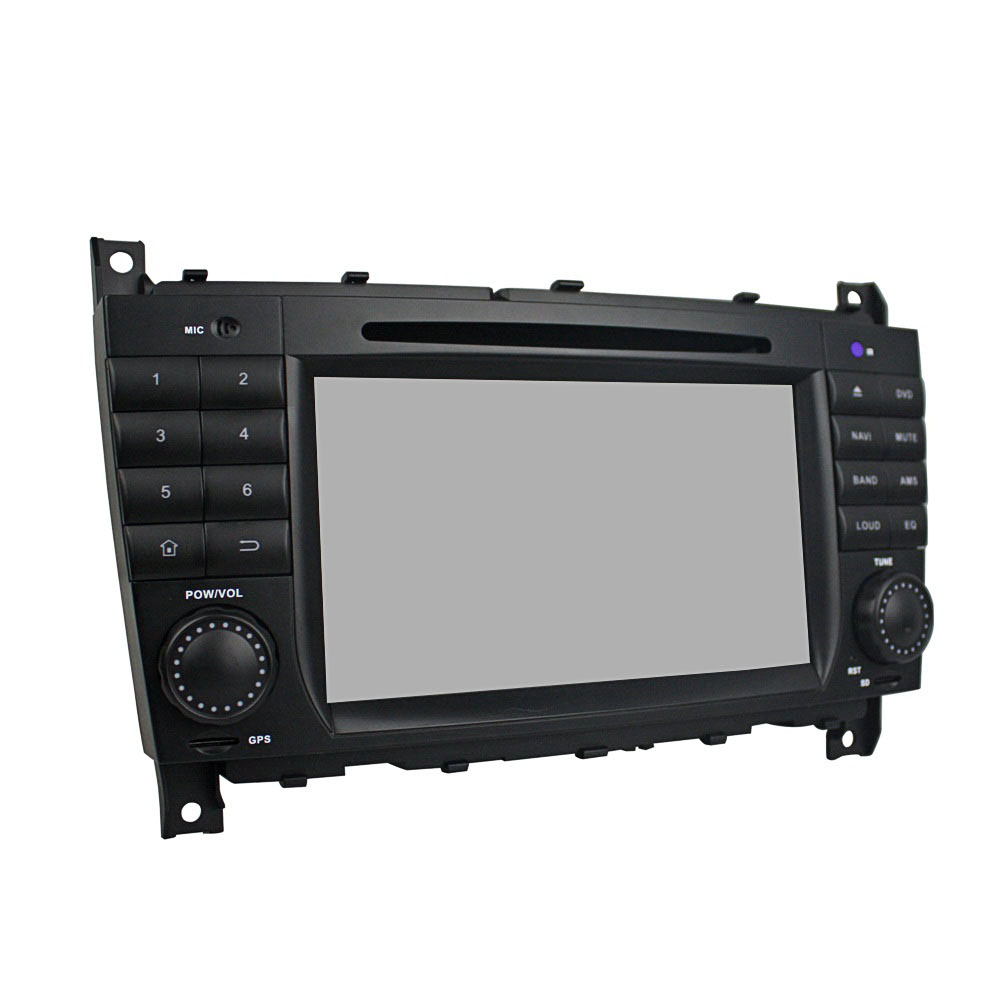 Wholesale Android 5 1 1 Touch Screen Car DVD W203 2004 2007