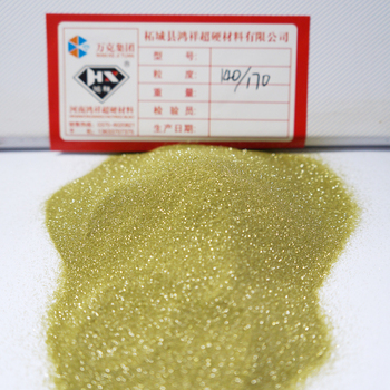 Synthetic abrasive diamond grits RVD mesh diamond dust powder