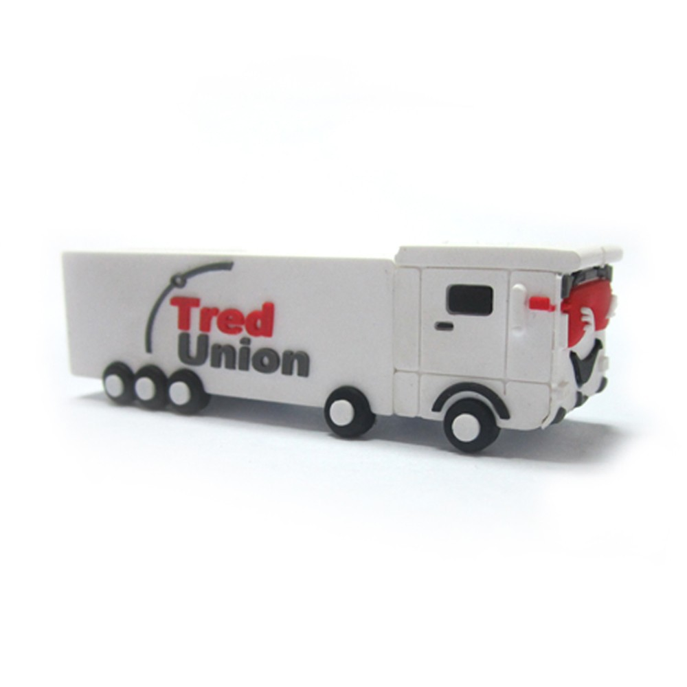 PVC truck car usb flashdrive/usb pen memory