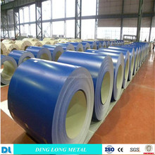 40W Jindal Color Coated Galvanized Steel Sheets &amp Coil with price