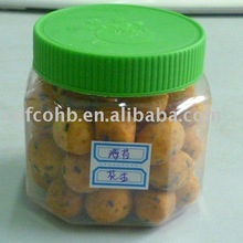 fruit flavor coated peanuts