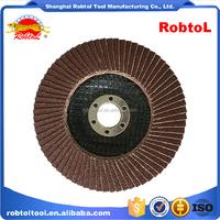 T27 115mm 4.5inch flap disc polishing aluminum oxide flap disk abrasive grinding wheel flap wheel grit80 Sanding