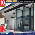 Top quality acoustic and angergy saving Aluminium interior folding doors