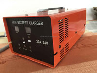 Forklift part, battery charger, forklift truck charger