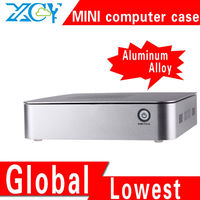 XCY X-25X case htpc case desktop atx htpc case atx support USB Port/switch /power